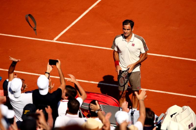 Федерер подкрепи Тийм: Това не трябваше да се случва