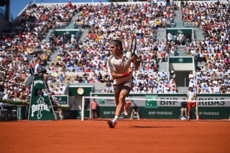 Федерер: Първата цел е постигната