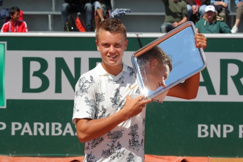 Финалистът от Plovdiv cup 2019 стана шампион на Ролан Гарос