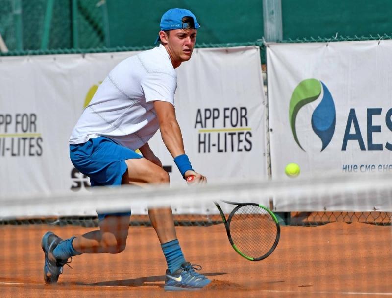 Лазаров на полуфинал на двойки в Германия
