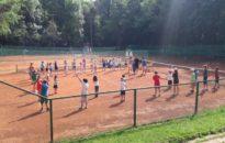 Националният тенис център организира летен лагер за деца