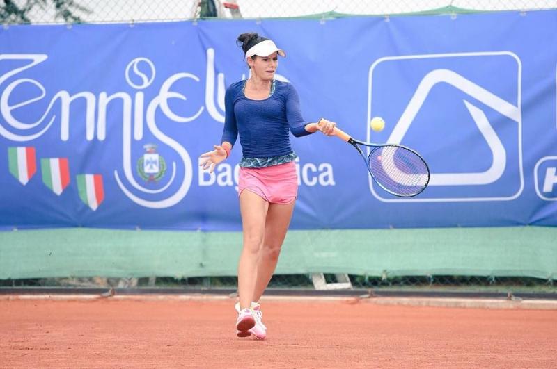 Юлия Стаматова с успех в Тунис