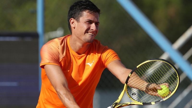 30-годишен унгарец на първи финал в ATP