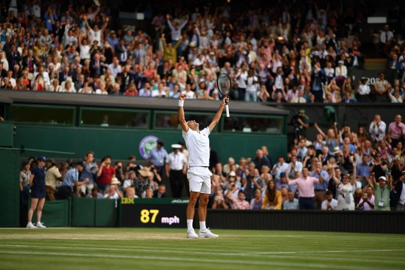 Федерер: Няма да празнувам, не съм приключил тук