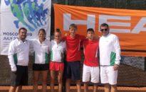 Глушкова заслужи бронзов медал на европейското първенство