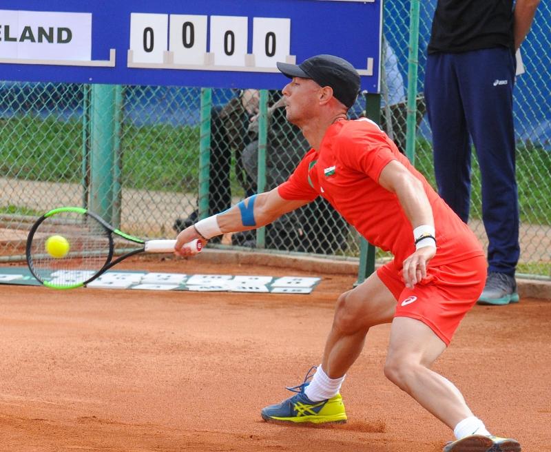 Кузманов се отказа във втория кръг в Тампере