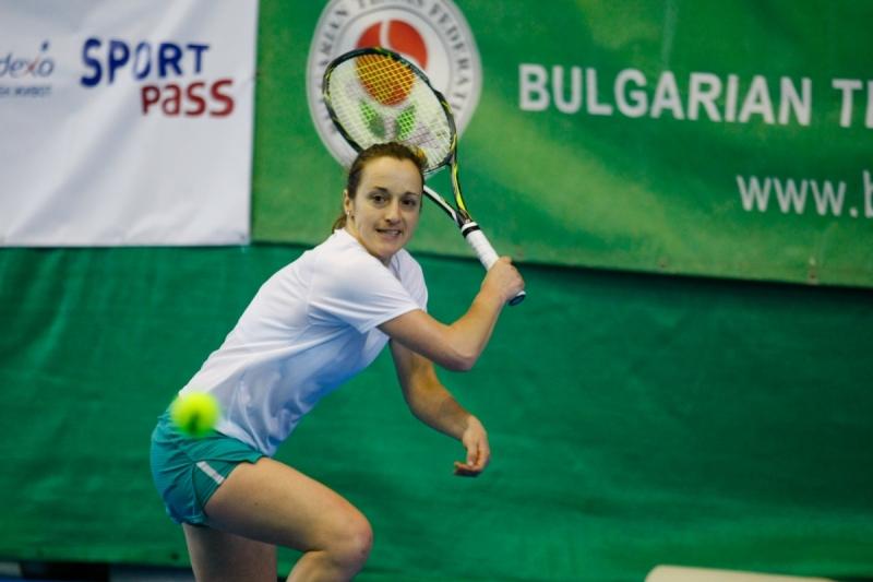 Маги Малеева с победа на Уимбълдън