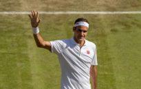 Нишикори опита, но не успя да спре Федерер