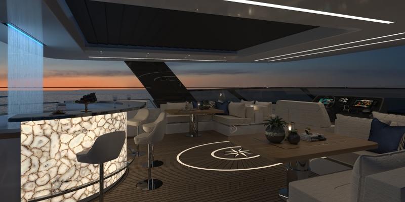 Новата яхта на Надал е приказна (снимки)