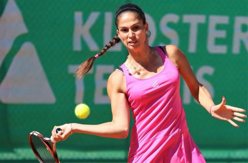 Шиникова победи бившата №5 в света Сара Ерани