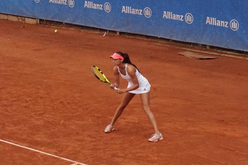 Ани Вангелова отстъпи пред италианка в Тунис