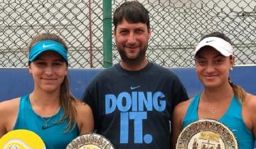 Аршинкова и Топалова са шампионки на двойки и финалистки на сингъл