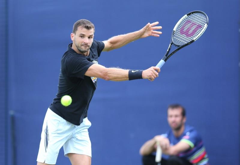 Димитров и Нишикори се отказаха от мача на двойки