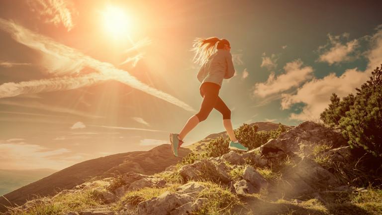 Джогингът и пет други упражнения предотвратяват наддаването на тегло