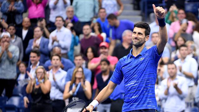 Джокович изравни Сампрас след нова чиста победа