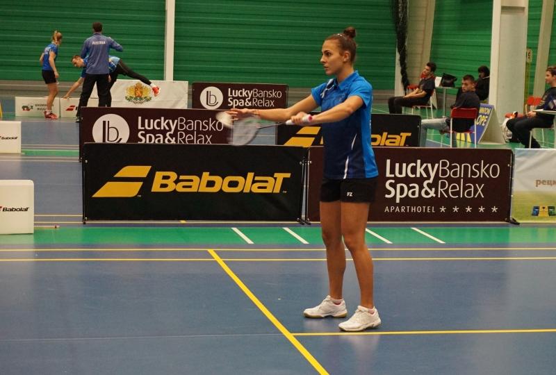 Мария Мицова отстъпи на финала в София