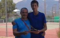 Михаил Иванов взе трофея в Гърция
