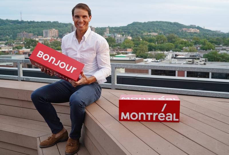 Надал на финал в Монреал без игра