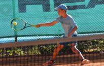 Павел Маринов на финал на двойки в Румъния