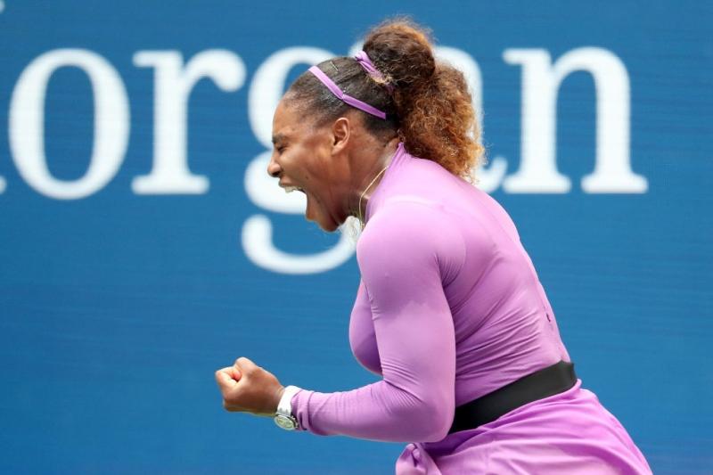 Серина Уилямс достигна осминафиналите в стил