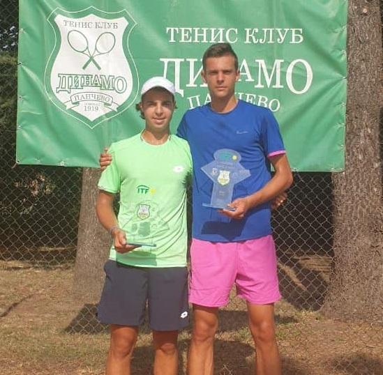 Терзиев шампион на силен турнир от ITF в Сърбия
