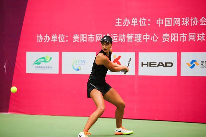 Александрина Найденова на финал в Китай