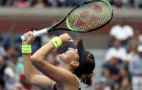 Белинда Бенчич с първи полуфинал в Ню Йорк