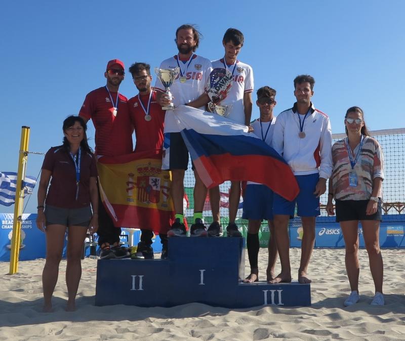 България на осмо място отборно в Европа, Италия е шампион при нациите