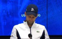 Джокович: Разочарован съм, но контузиите са част от спорта