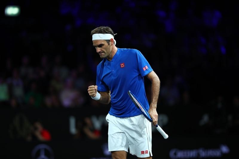 Европа отново излезе напред благодарение на Федерер