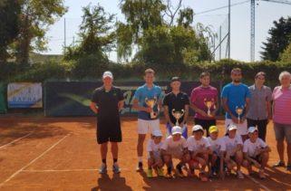 Французин и поляк спечелиха титлата на двойки във Варна