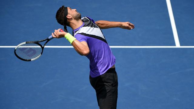 Григор Димитров с първи четвъртфинал на US Open