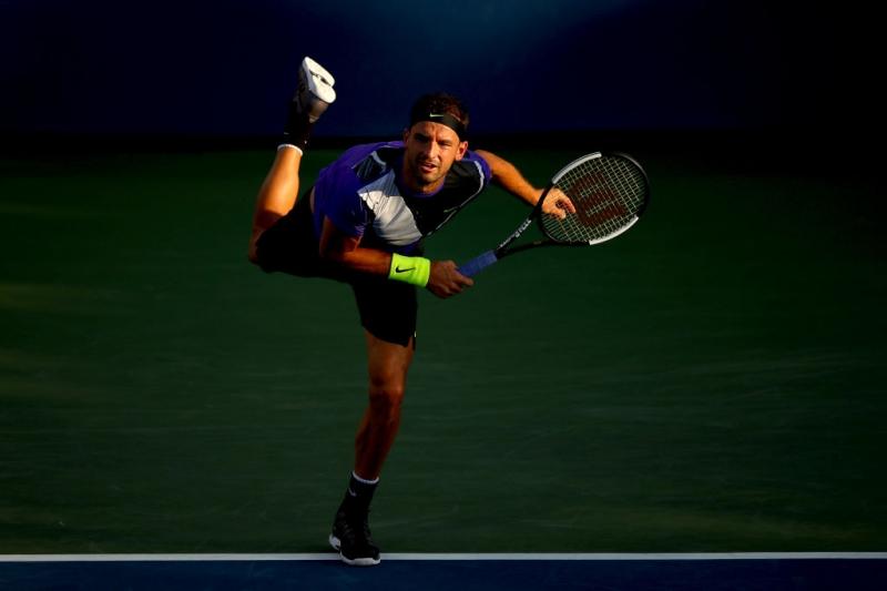 Григор и Федерер последни на централния корт (програма)