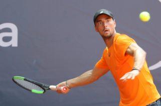 Контузия спря Кузманов на турнир в Анталия