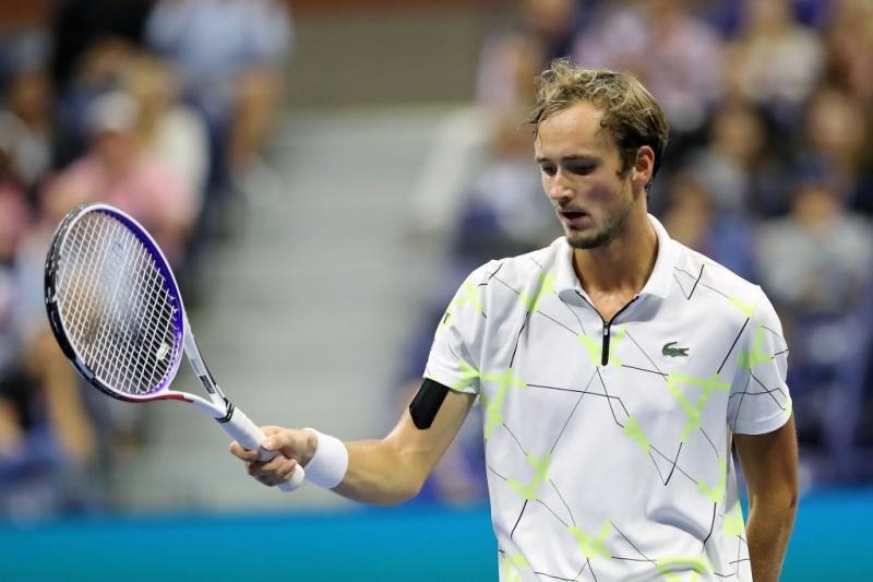Медведев: US Open е пълна лудост