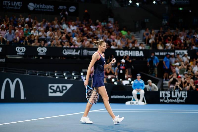 Плишкова си гарантира билет за финалите на WTA