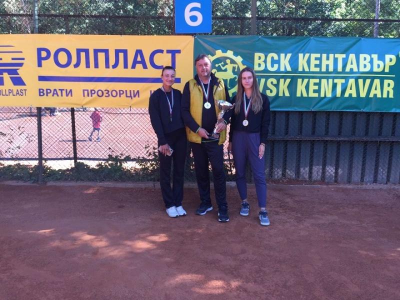 ТК Левски спечели Държавното отборно първенство