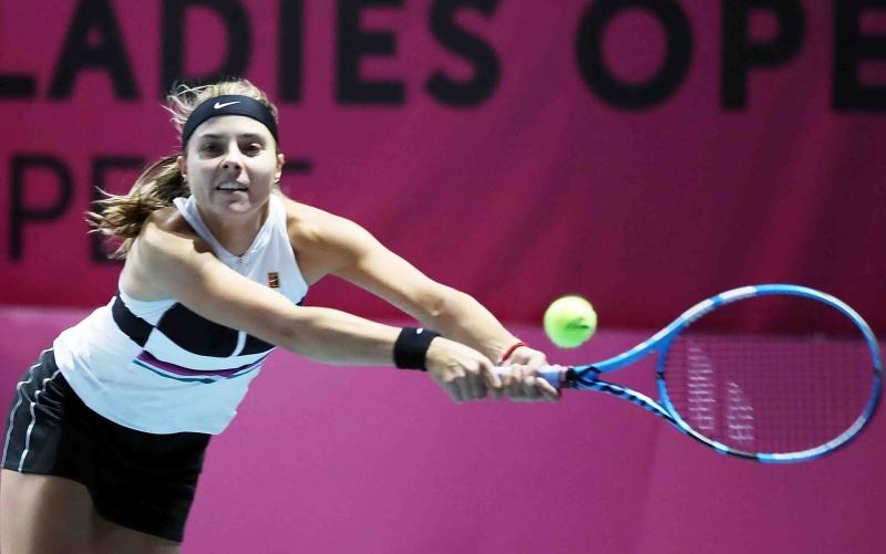 Томова с убедителен успех на старта в квалификациите