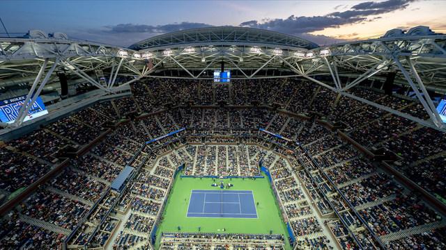 US Open постави нови рекорди по посещаемост