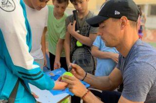Димитър Кузманов проведе открит урок с ученици в София