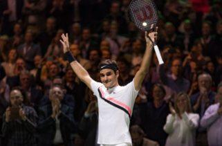 Федерер започва похода към 10-та титла в Базел (схема и програма)
