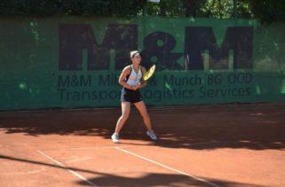 Гергана Топалова направи обрат и се класира на четвъртфинал в Анталия