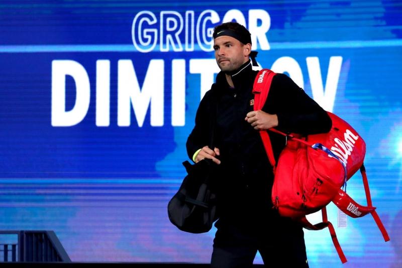 Григор Димитров започва в Стокхолм в сряда