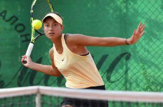 Петя Аршинкова с втори успех за деня