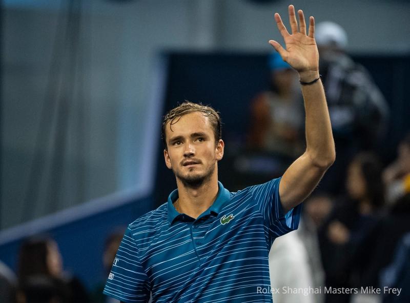 Победа №58 прати Медведев на девети финал за сезона