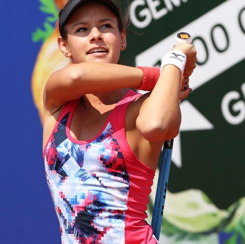 Седма поредна победа за Юлия Стаматова