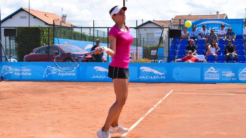 Виктория Томова срещу квалификантка в Унгария