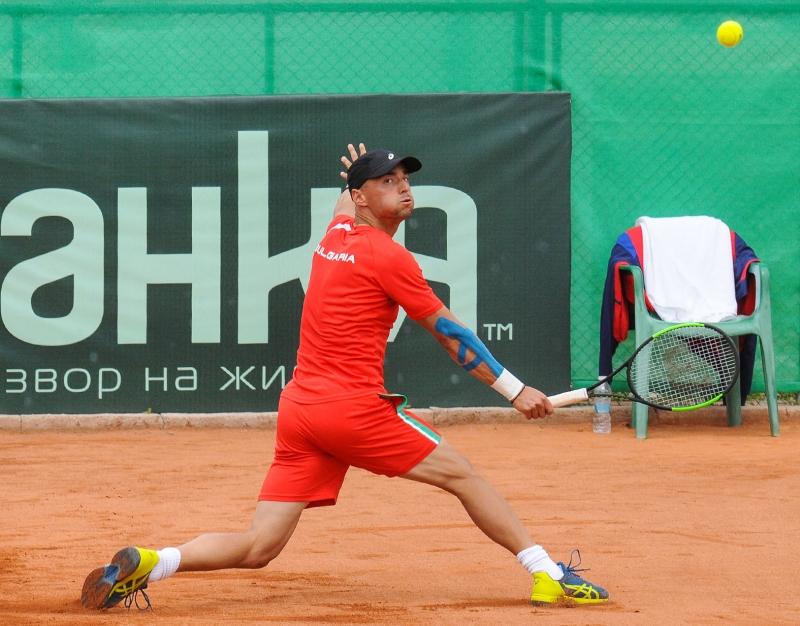 Димитър Кузманов се завърна с победа