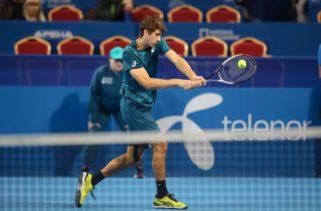 Донски на полуфинал на двойки в Тунис