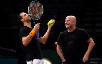 Григор Димитров: Без треньор съм, но не съм в паника